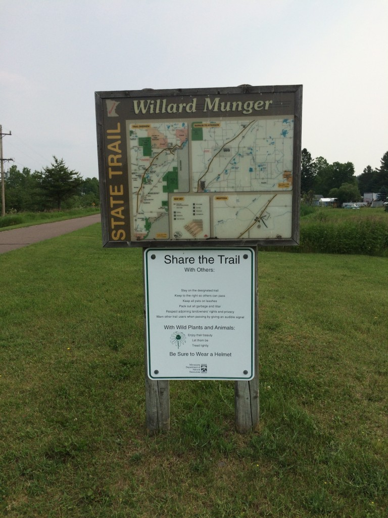 Willard Munger State Trail