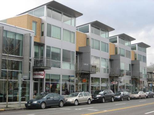 Regardless of Architectural Style, an Active Ground Floor is Critical for a Walkable City