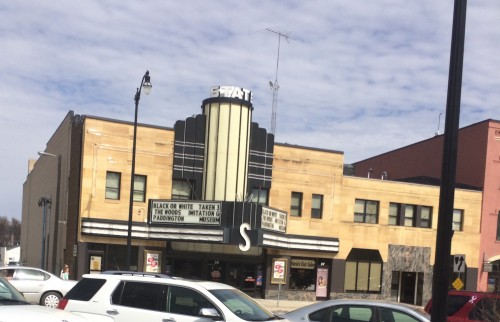 State Theater, Hutchinson