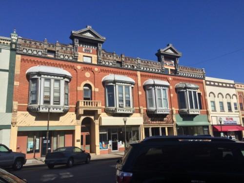 Buesch Building 1890