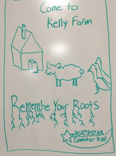 Kelly Farm: Remember your roots: Northstar (Kristin Carlson)