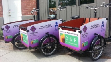 cargo bike ottawa