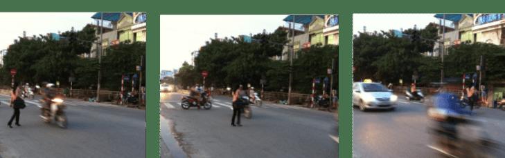 Hanoi Crossing