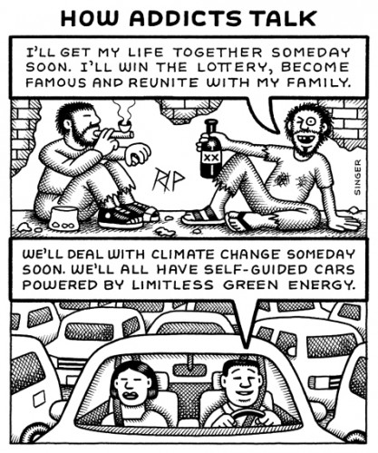 How Addicts Talk