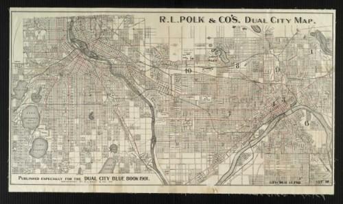 Dual City Map