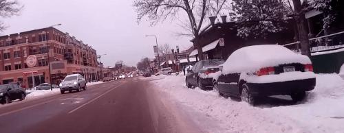 Snarking violations on Grand Avenue