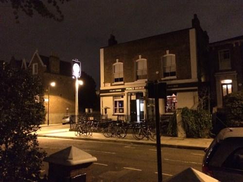London Hackney
