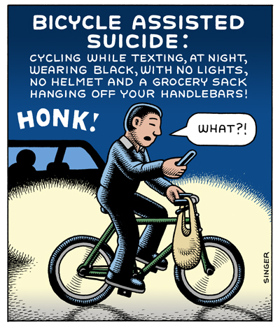 Bicycle Assisted Suicide