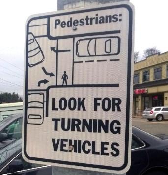 pedestrian-warning-sign