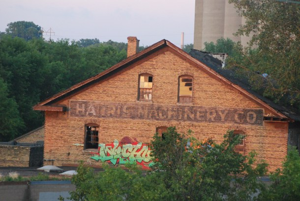 Harris Building, July 2015
