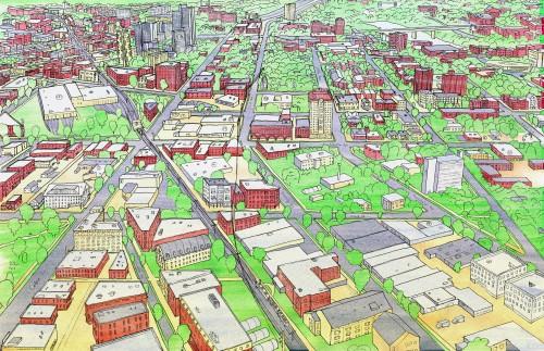What the Cedar/Riverside/Minnehaha could look like