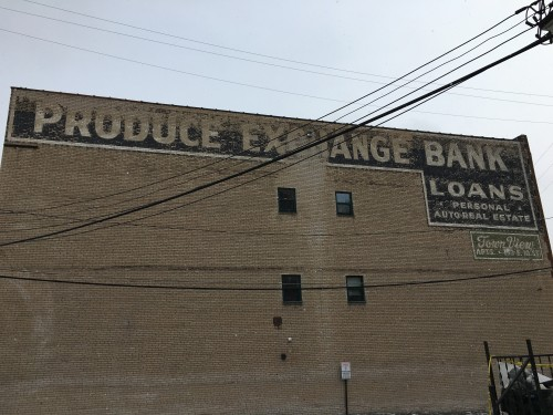 Produce Exchange Bank