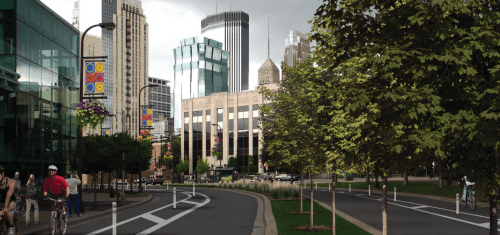 Move over Nicollet Mall, a redesigned Third Avenue would be a new landmark downtown.