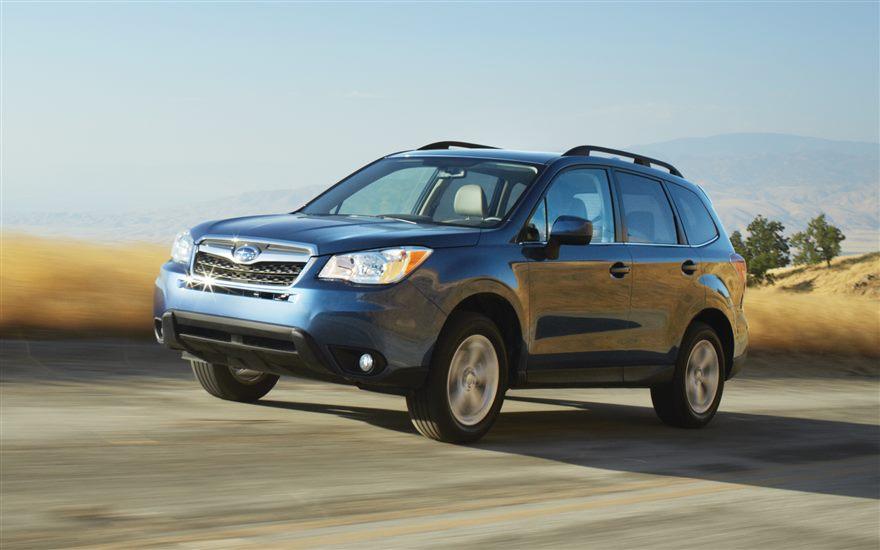 Subaru Forester (Photo: Subaru of America)