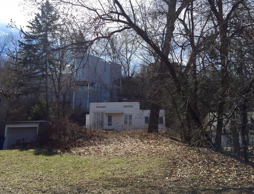 Home on Kenwood Parkway in Minneapolis
