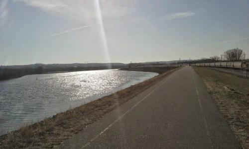 Mississippi River Regional Trail - near Kaposia Landing