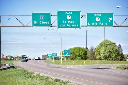 Photo of Saint Cloud MN highway 23