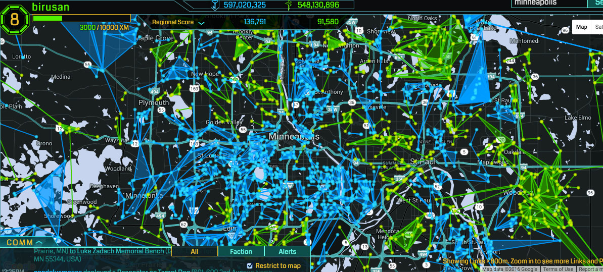 ingress-map-metro-area