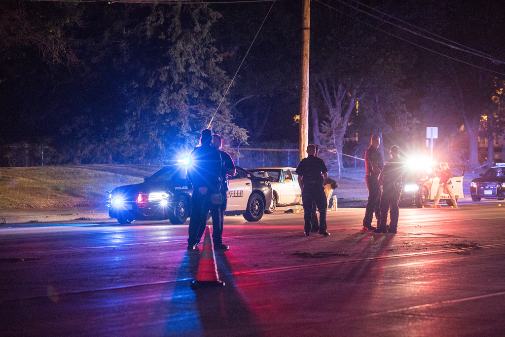 A Police Shooting at the Crossroads of Minnesota | streets mn