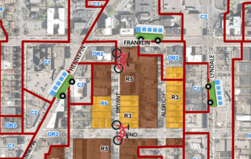 CPED's plan to downzone the transit-rich north Wedge.