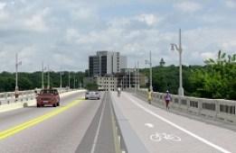 Franklin Ave Bridge