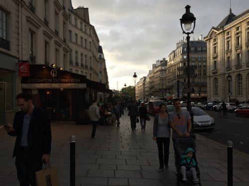 Aaah, Paris!