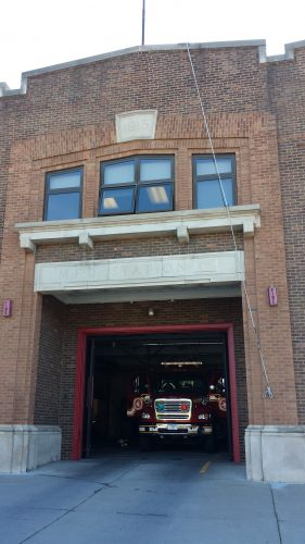 Fire Station 15, Dating from 1915
