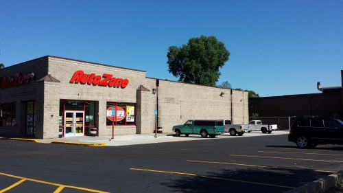 An AutoZone that Presented One of Life's Little Mysteries