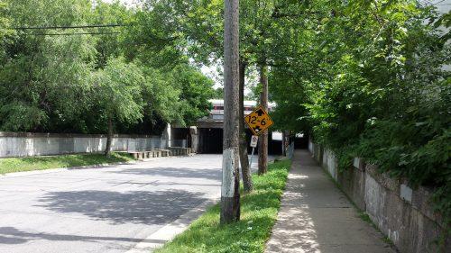 Spring Street Underpass