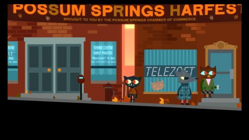 """""""Harfest"""" -- one of many attempts to boost Possum Springs"""