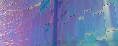 Morning Sun on University of Minnesota Masonic Children's Hospital