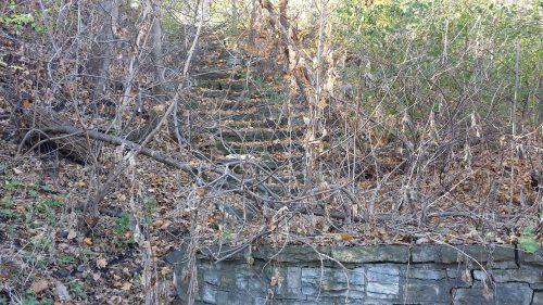 Older Steps in Riverside Park