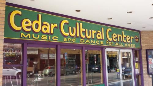 Cedar Cultural Center (420 Cedar Ave. S.)