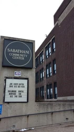 Sabathani Community Center, 310 E. 38th St. (1922)