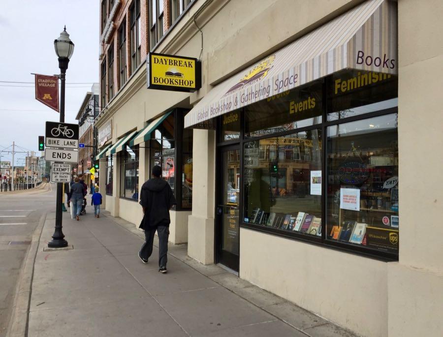 Daybreak Press Global Bookshop & Gathering Space