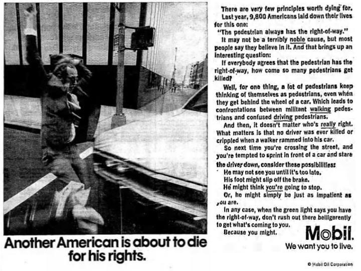 1970 Mobil Ad