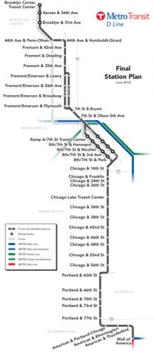 D Line Final Station Plan