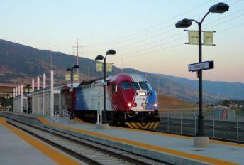 Slc Frontrunner Train