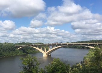 Marshall Lake Bridge