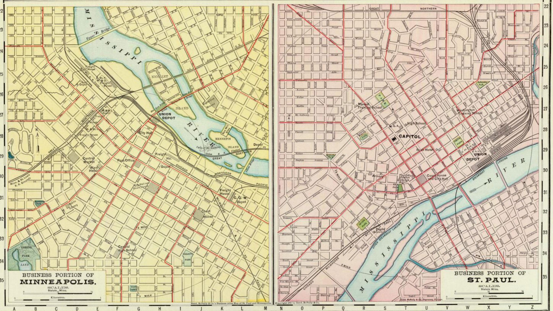 Randy Mcnally Maps on