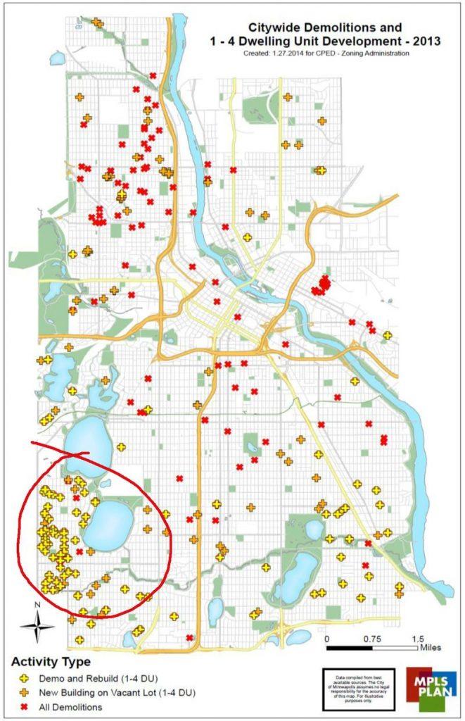 2013 Demolitions Minneapolis