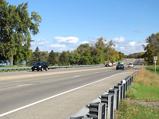 US 61 Expressway Begins