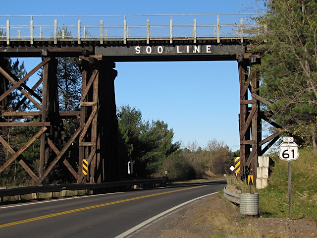 US 61 Railroad Trestle