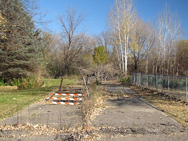Abandoned Highway 61