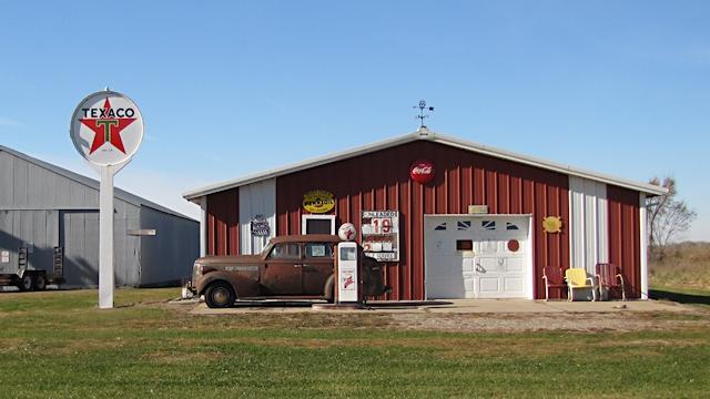 Highway 61 Farmstead