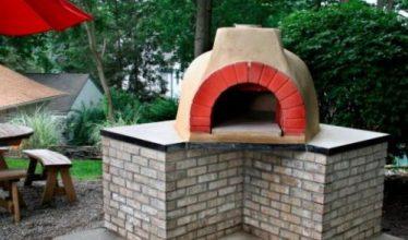 Bakyard Pizza Oven