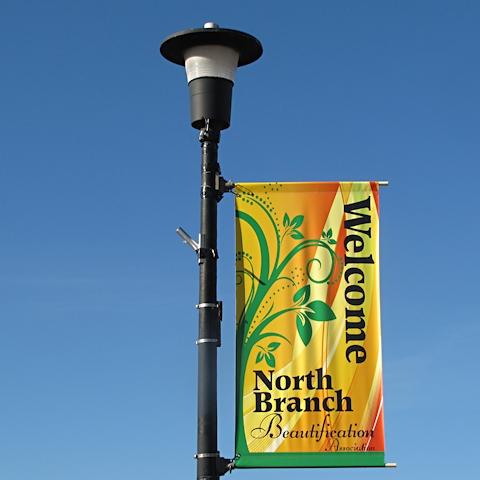 North Branch Street Light