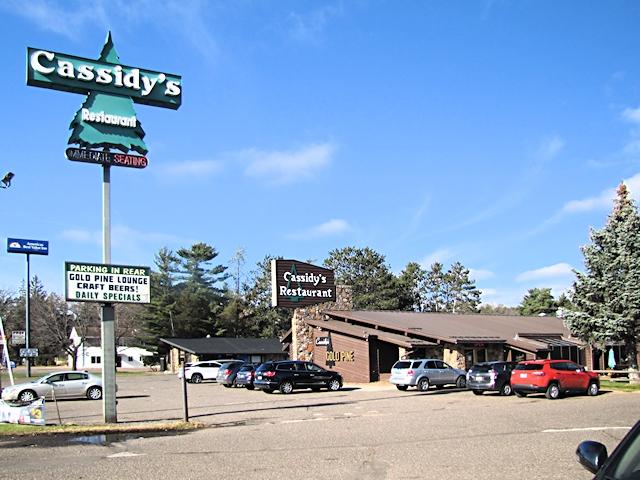 Cassidy's Gold Pine Restaurant