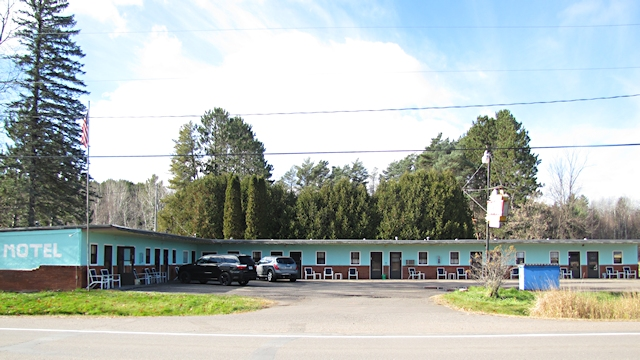 Sandstone 61 Motel