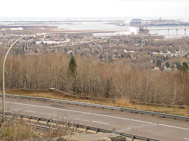 Old US 61 Scenic Overlook